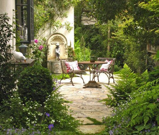146 best beautiful gardens images on pinterest garden gates