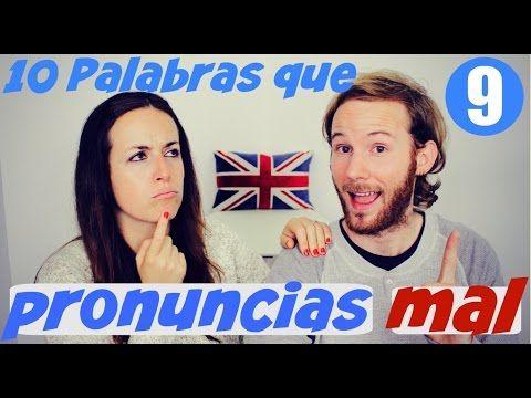 10 palabras que pronuncias mal en inglés 9