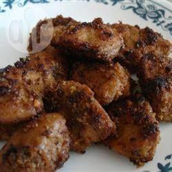 Photo recette : Seitan pané