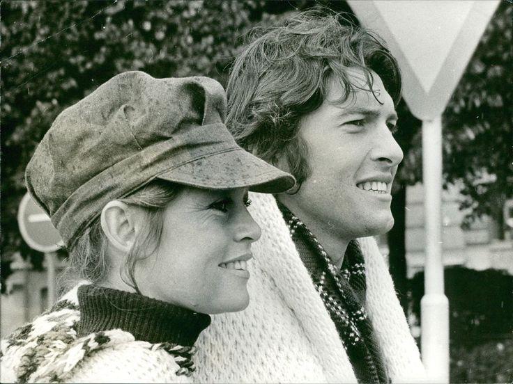 Brigitte Bardot With Boyfriend Laurent Verges 1973