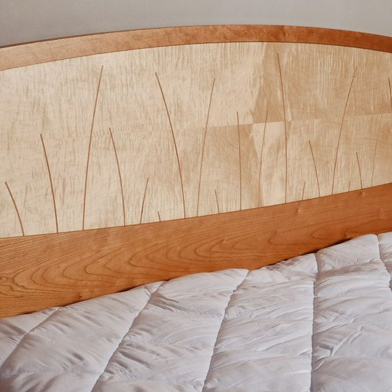 how to build a king size bed frame and headboard