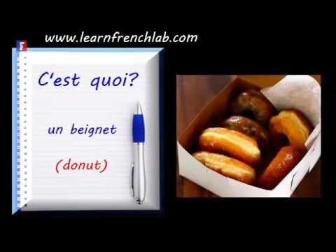 http://www.learnfrenchlab.com  Video to learn French cakes and desserts vocabulary
