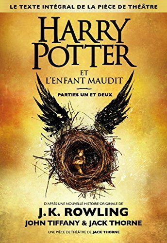 Conception originale de J. K. Rowling, en collaboration avec le metteur en scène JohnTiffany et le dramaturge Jack Thorne, cette pièce épique signée par Jack Thorne est la huitième histoire de Harry Potter, dix-neuf ans plus tard. [...] [Renaud-Bray]