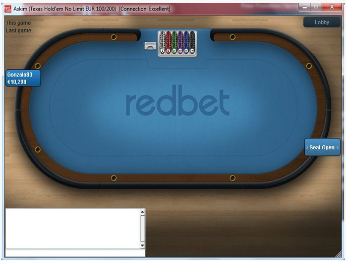 Redbet Poker is part of the Redbet Group, the parent company of Redbet Holding AB. The company was established by Swedish entrepreneurs in 2002 and launched online in 2004.  http://www.latestpokerbonuses.com/poker-rooms/redbet-poker/