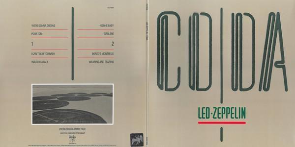 Led Zeppelin - Coda (1LP)