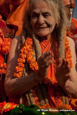 The lady Naga sadhvi   Sadhus and Sadhvis   Pinterest ...