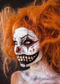 Disfraces de halloween que meten miedo posta