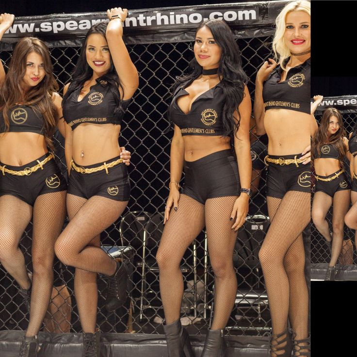 Spearmint Rhino Grid Girl's- available for all corporate events