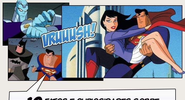 Superman: A Série Animada foi um dos maiores desenhos animados produzidos pela DC Comics e baseado num dos maiores personagens da editora. Exibida entre 1996 e 2000, ela é lembrada como uma das mais importantes séries animadas de todos os tempos!