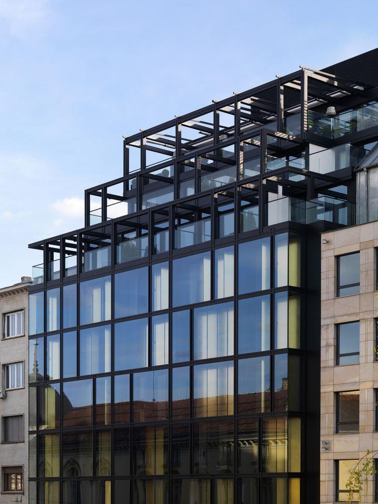 Sense Hotel / Lazzarini Pickering Architetti / Sofia, Bulgaria