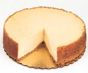Cheesecake suddenly became one of my favorite desserts 2 years ago. My grandmother's cheesecake is obviously the best. It is so creamy and light that I love eating it....good thing I have her recipe