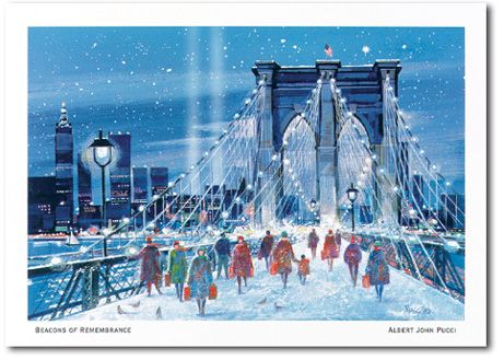 Nyc Holiday Cards