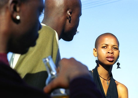 Lifestyle and fashion from the townships in South Africa.