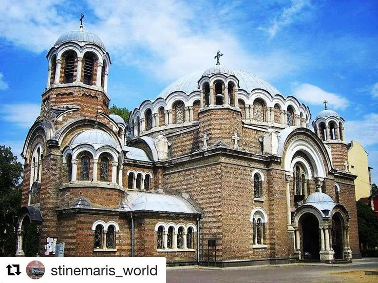 Black Mosque i Sofia Bulgaria. #reiseblogger #reiseliv #reisetips  #Repost @stinemaris_world with @repostapp  One of the many beautiful churches in Sofia  It's a Bulgarian orthodox church and it was originally an old ottoman mosque the so-called Black Mosque. They transformed it into a church from 1901-1902  and it was inaugurated on July 27th 1903  #svetisedmochislenitsichurch #church #kirke #kirche #iglesia #architecture #sofia #bulgaria #buildings #orthodox #instatravel #easterneurope…