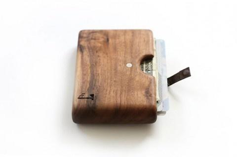 Slim Timber, beautiful wood wallets -lostateminor
