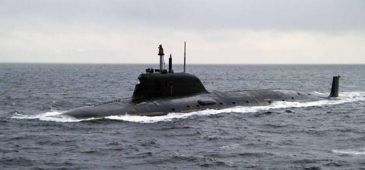 «Хаски» – российская субмарина пятого поколения – Naked Science