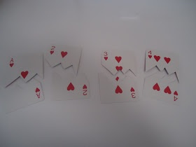 Pretty Cool Preschool: Number Heart Match....Incorporate this Valentine's -themed activity into your math center!