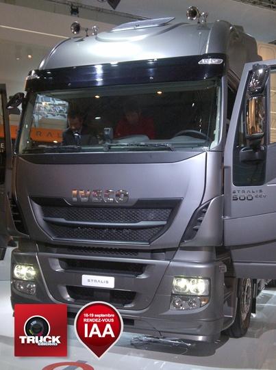 IAA 2012 Truckeditions Stralis IVECO