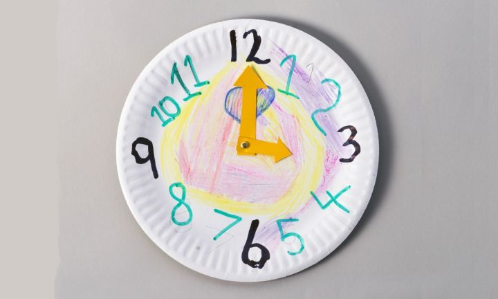 Craft ideas and inspiration: Paper plate craft is simple, easy and fun for kids. They can make a clock, bag, animal face, crown, roses and more!