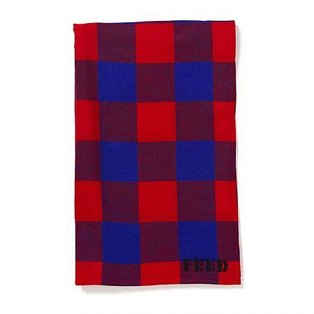 FEED project Kenya Masai Scarf