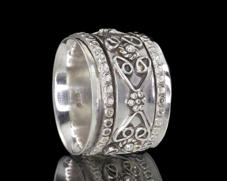 58 best Spinner Rings images on Pinterest