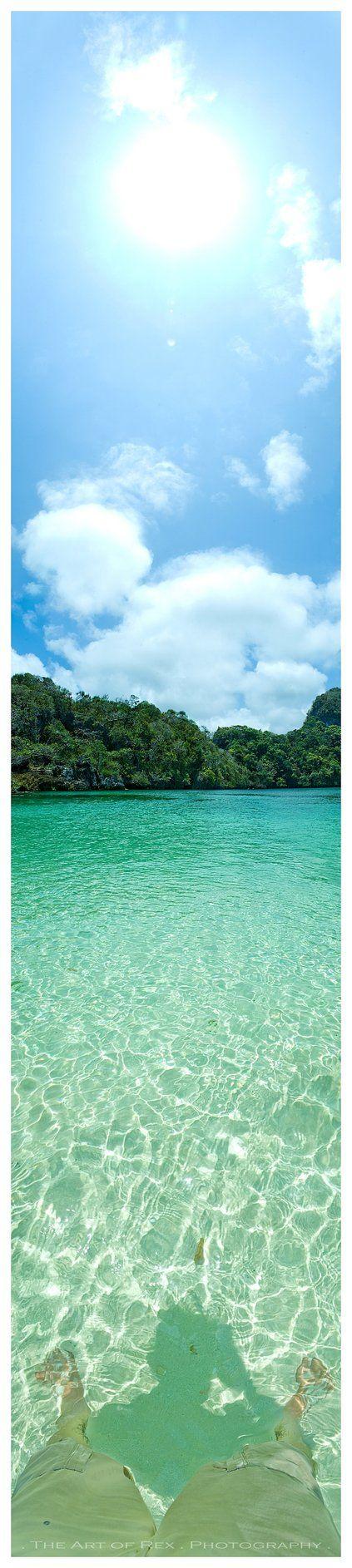 ♥ Sempu Lagoon by ~theartofrex