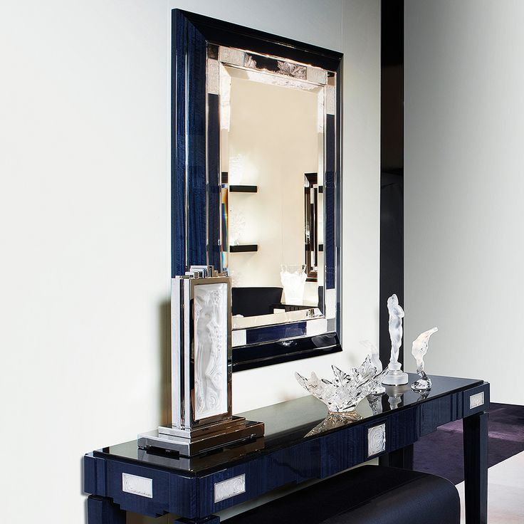 9 besten The Most Exquisite Wall Mirrors from Luxury Brand Lalique