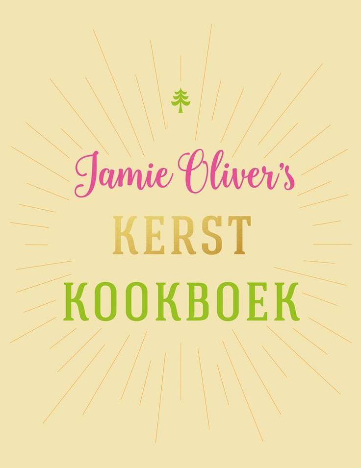 Met de feestdagen lekker zelf koken, zonder stress? Jamie Oliver is er voor je met zijn Jamie Olivers Kerstkookboek!
