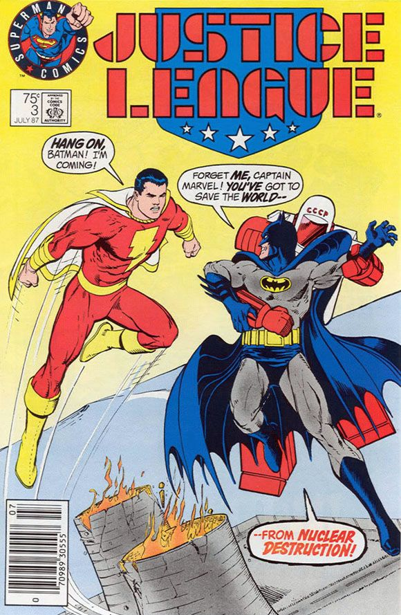 """One of two DC Comics produced with a test """"Superman Comics"""" logo distributed to the newsstand market in the USA but only to a limited number of regions.  Click the pic and find out more..."""