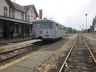 """Senta - the legendary train, """"The Silver Bullett""""!!!"""