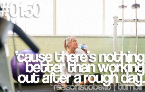 Reasons to be Fit: Feel Better, Truth, Workout Motivation, Fitness Inspiration, Fitness Motivation, Reasons, Health, Rough Day