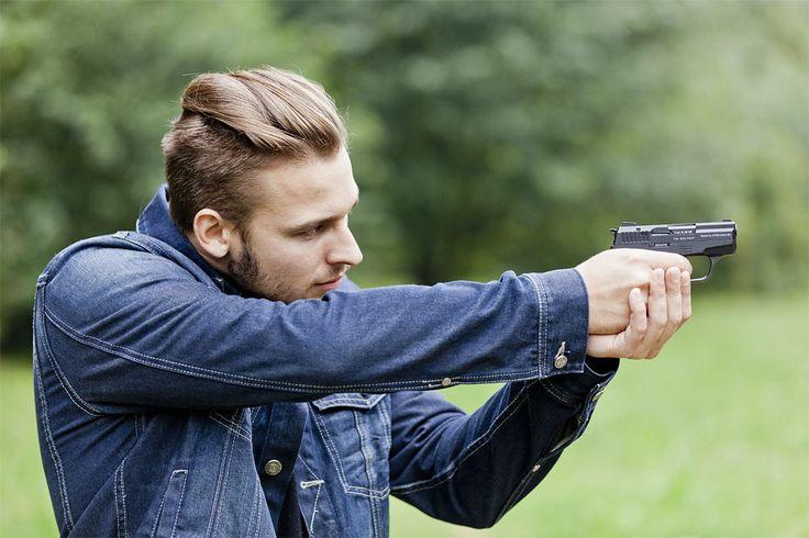 Pistolet alarmowy STALKER M906