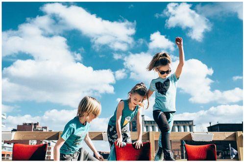 Lookbook enfant Six Hugs and Rock n'roll ✿