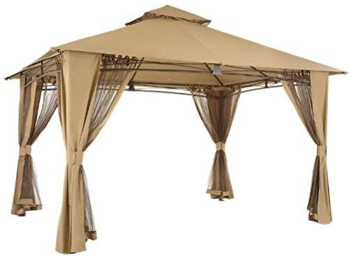 Beautiful Garden Winds Ultra Grade Riplock Fabric Replacement Canopy For The Waterford Gazebo Furniture Gazebo Replacement Canopy Replacement Canopy Gazebo
