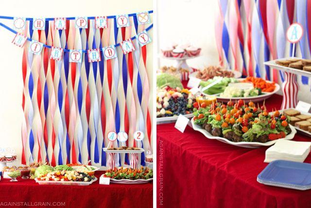 Gluten-Free / Paleo Food ideas for birthday partiesPaleo Food, Food Ideas, Birthday Parties, Paleo Parties, Paleobirthday, Paleo Kids Party Food, Paleo Birthday, Paleo Recipe, Parties Food