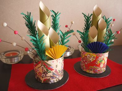 今年も残すところあとわずか! 今年最後に、お正月用のミニ門松です☆ ⇒ http://orange0390handmade.blog133.fc2.com/blog-entry-74.html