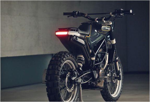 HUSQVARNA MOTORCYCLES   BY KISKA