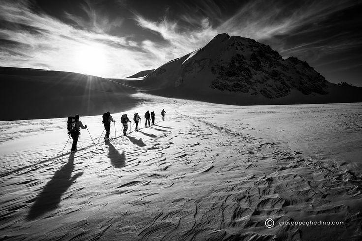 ski turing by Giuseppe Ghedina on 500px