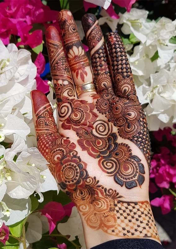 22 Inspirational Bridal Mehandi Designs Arts In Year 2019