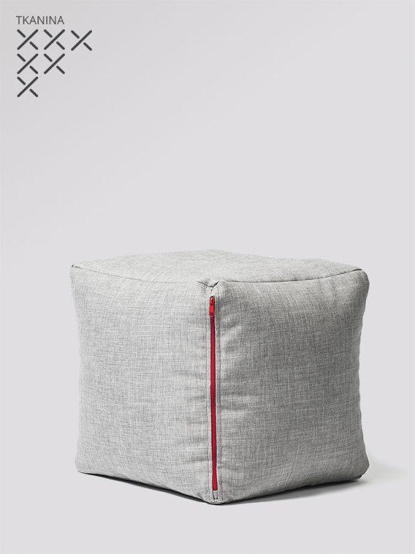 Pufa Cube G Tkanina produkt