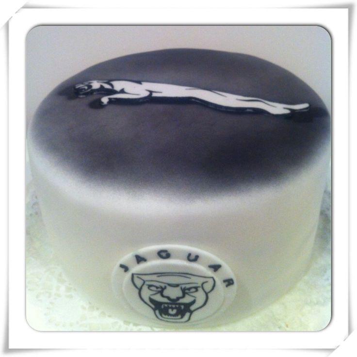 Jaguar cake