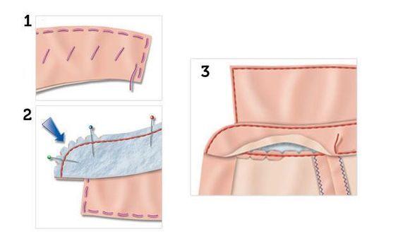 Como fazer golas: aprenda as 3 técnicas mais utilizadas em blusas, camisas e vestidos | MdeMulher