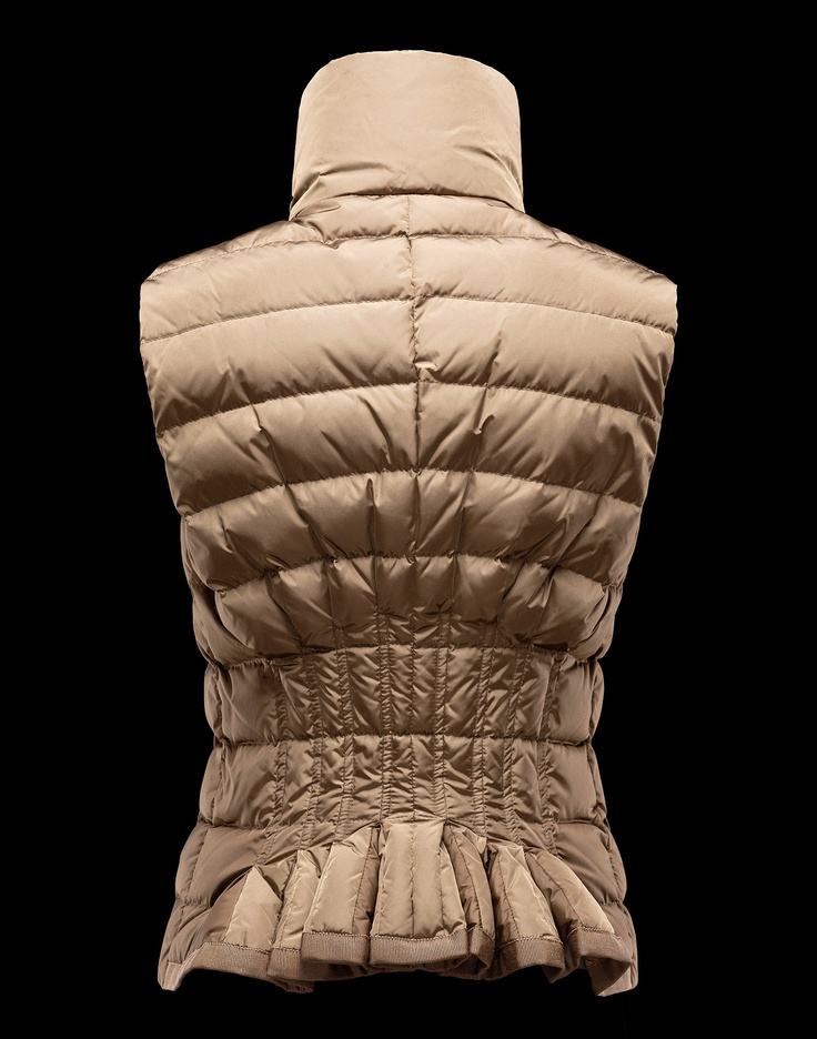 Masae Nylon Rain-Proof Vest by Moncler