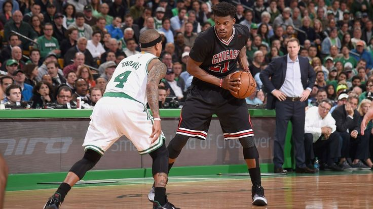 Jimmy Butler must impose will in order for Bulls to force Game 7 #FansnStars
