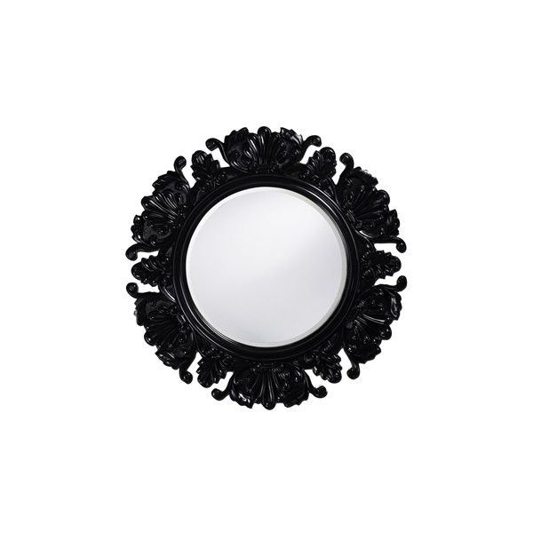 Black Wall Mirrors best 25+ black round mirror ideas on pinterest | small hall, small
