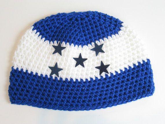 Honduras Flag Beanie Hat Cap