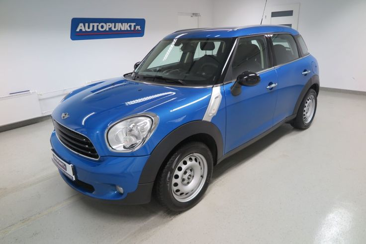 Mini Countryman - One D 1.6 90 KM. http://auto-web.pl/