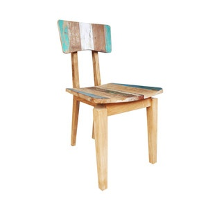 Design Chair, Stevo Van Hekken For Anteak (made Out Of Old Indonesian  Fisherboats!
