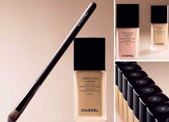 chanel Perfection Lumiere: great, light-weight foundation!