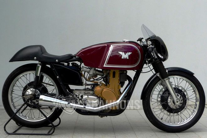 matchless motorcycles | Matchless G50 500cc Racing Motorcycle Auctions - Lot 18 - Shannons